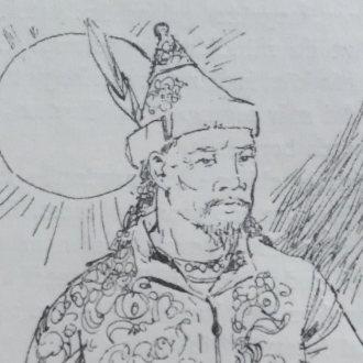 Bild zu:Attilas Tod und Begräbnis I Attila halála éstemetése