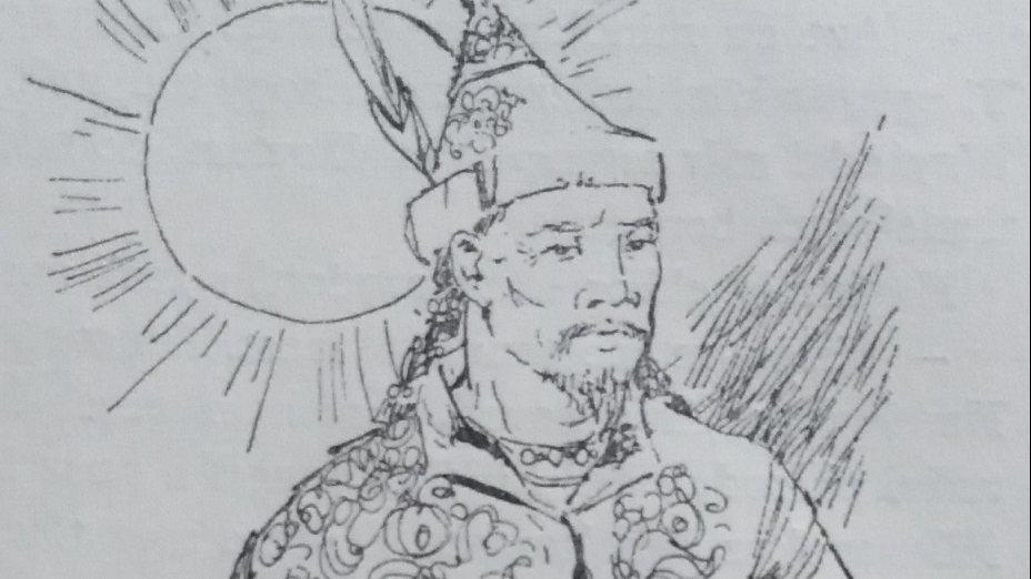 Attilas Tod und Begräbnis I Attila halála éstemetése