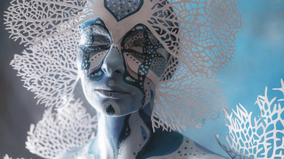 The Memory of Water – artwork by Vilija Vitkute