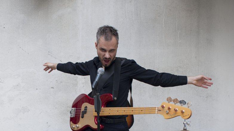 Bild zu: Jörg Haberl zu Gast in Downtown Bad Radkersburg