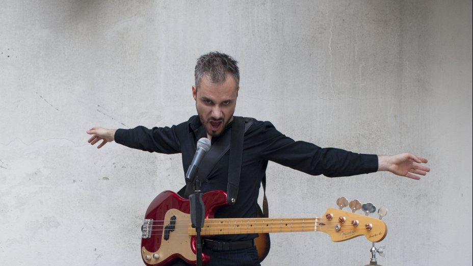 Jörg Haberl zu Gast in Downtown Bad Radkersburg