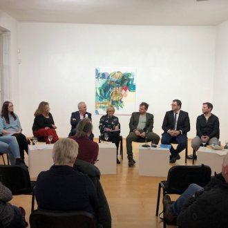 "Bild zu:Sobivanje kulture in politike v regionalnem smislu - ""REGIONALITÄT – AKTIVITÄT –PASSIVITÄT"""