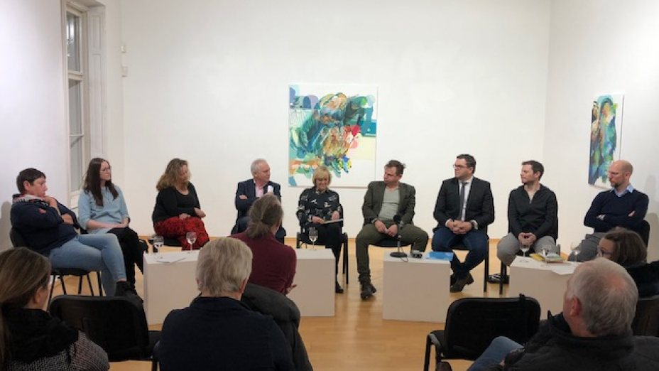 "Sobivanje kulture in politike v regionalnem smislu - ""REGIONALITÄT – AKTIVITÄT –PASSIVITÄT"""