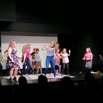 Bild zu:Jugendtheater Produktion I mladinsko gledališče KI Kürbis