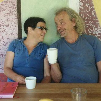 Bild zu:GRENZENLOSES MITEINANDER- zu Besuch bei Zdravko Haderlap am Vinklhof