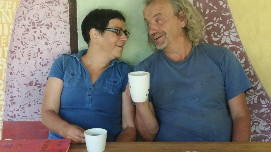 GRENZENLOSES MITEINANDER- zu Besuch bei Zdravko Haderlap am Vinklhof