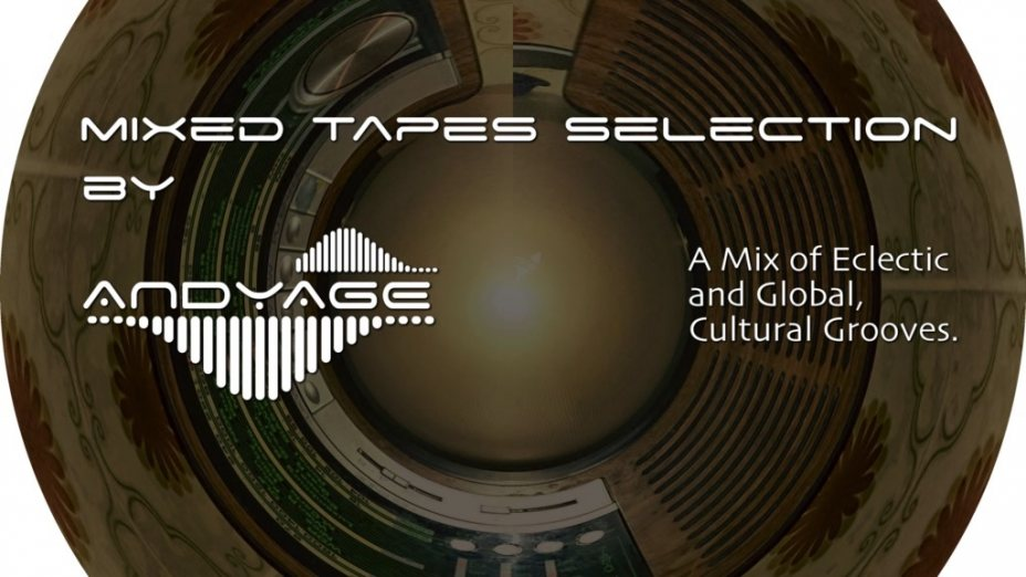Tonight 21:00 - A Mix of Eclectic and Global, Cultural Grooves!