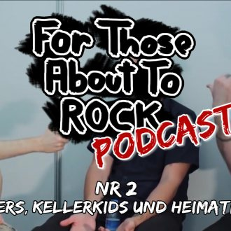 "Bild zu:Viel Gequatsche bei ""For Those About To Rock"""