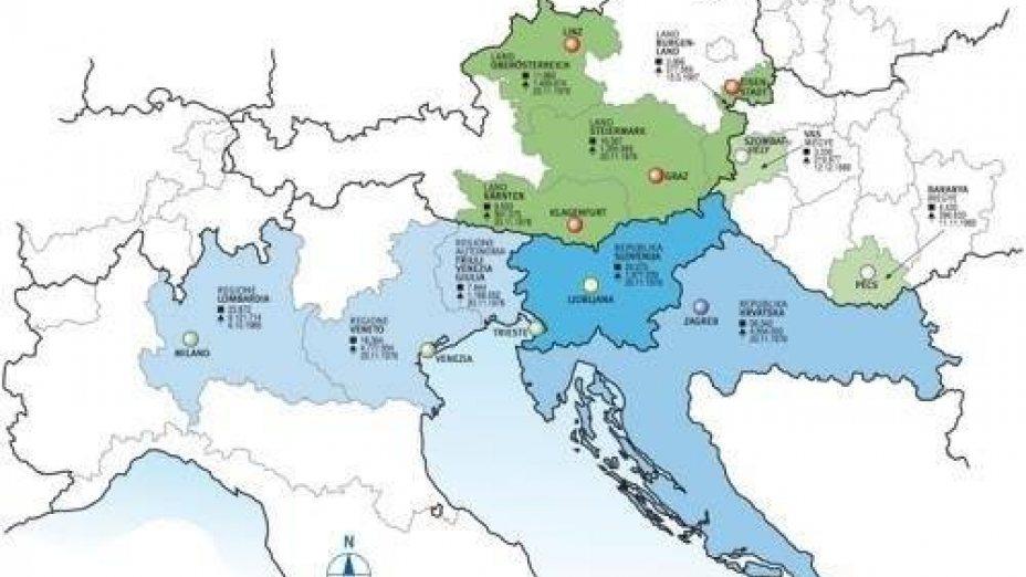 Gespräch über Alpe-Adria mit Hellwig Valentin I Pogovor o regiji Alpe-Jadran z Hellwigom Valentinom