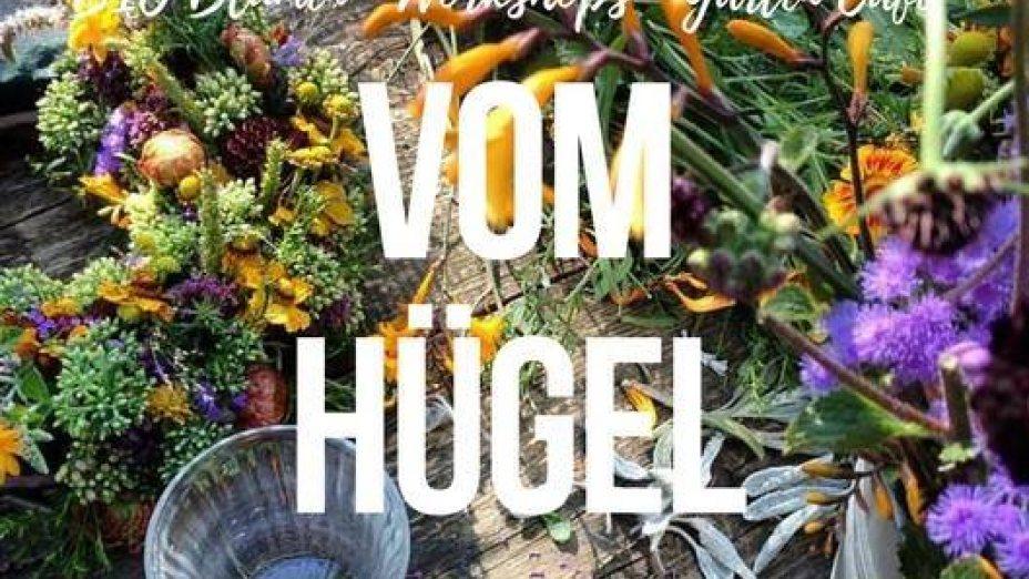 "Biološka pridelava rož na posestvu Vom Hügel I Nachhaltige Bio-Blumen ""Vom Hügel"""