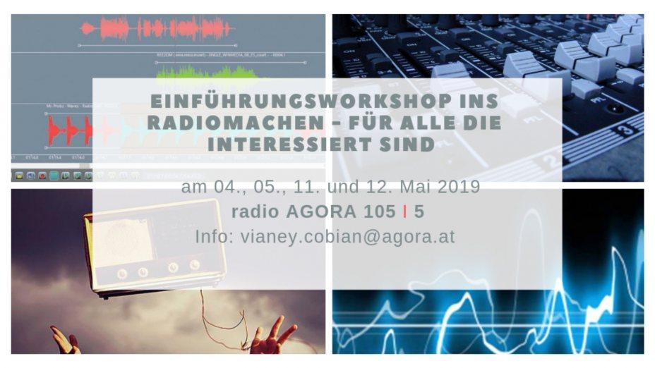 Einführungsworkshop ins Radiomachen