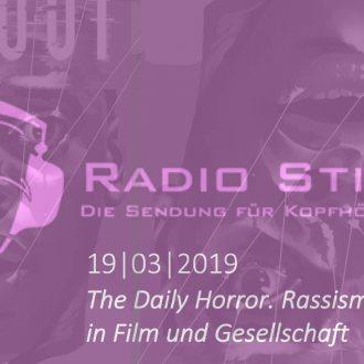 Bild zu:The Daily Horror: Rassismen in Film und Gesellschaft