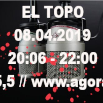 Bild zu:ElTopo 08.4.2019
