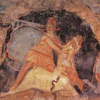 Bild zu:Mitraizem I Mithraismus
