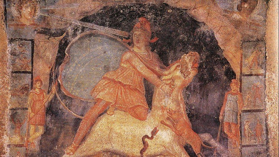 Mitraizem I Mithraismus