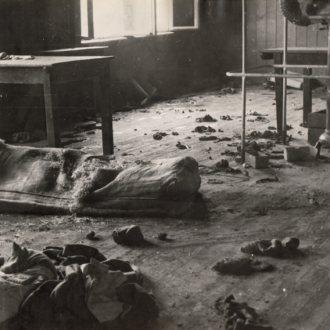 Bild zu:Spominska in osvoboditvena proslava 5. maja  koncentracijskega taborišča Mauthausen I Gedenk- und Befreiungsfeier KZ-Gedenkstätte Mauthausen am 5. Mai