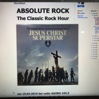 Bild zu:Nr. 529 – JESUS CHRIST SUPERSTAR - Original Soundtrack