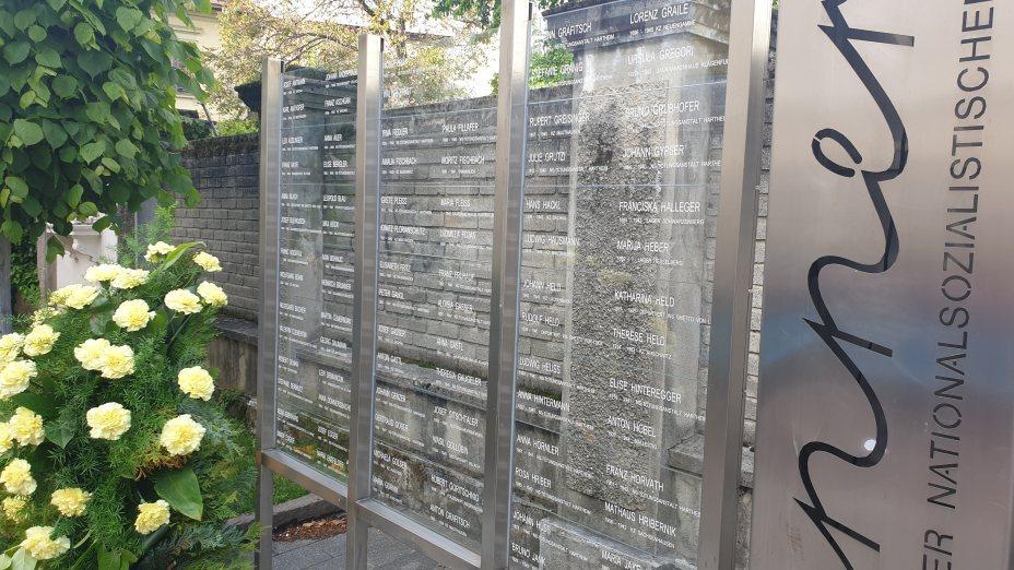 Gedenken an die NS Opfer – Villach I Spominjanje na žrtve na območju Beljaka