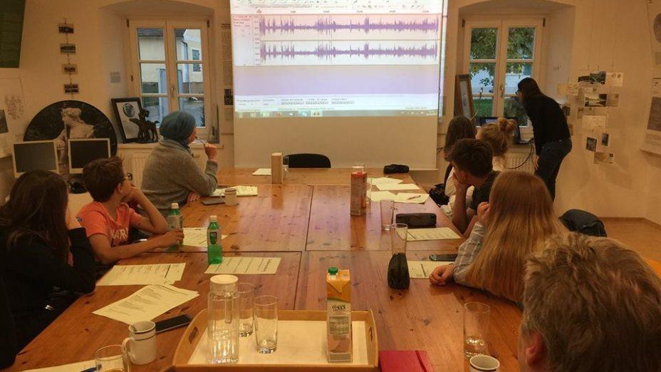 WORKSHOP: BEITRAGS- UND SENDUNGSGESTALTUNG IM PAVELHAUS